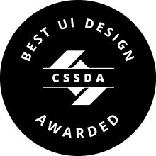 Best ui design CSSDA Award