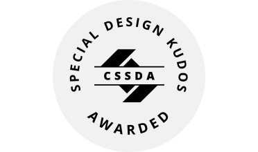 CSSDA Special Design Kudos Awarded / Glassland by KWER